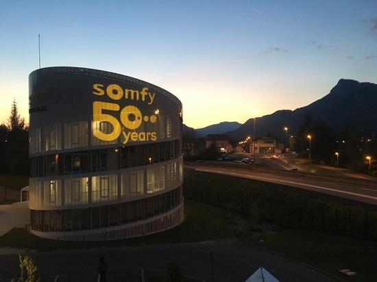 Il Divum per i 50 anni di Somfy