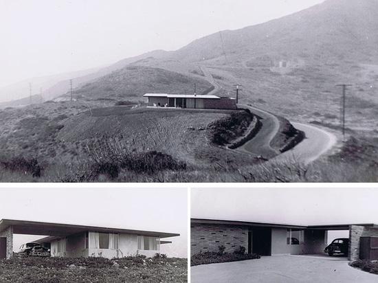 Una casa in stile internazionale del 1949 a Malibu è stata ristrutturata da Studio Bracket