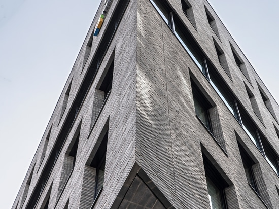 Edificio per uffici A-Lab Eufemia a Oslo