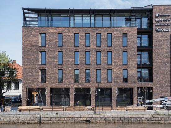 S5 L'edificio per uffici