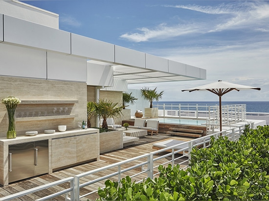 MARYBELLE PENTHOUSE, FOUR SEASONS HOTEL PRESSO THE SURF CLUB, MIAMI