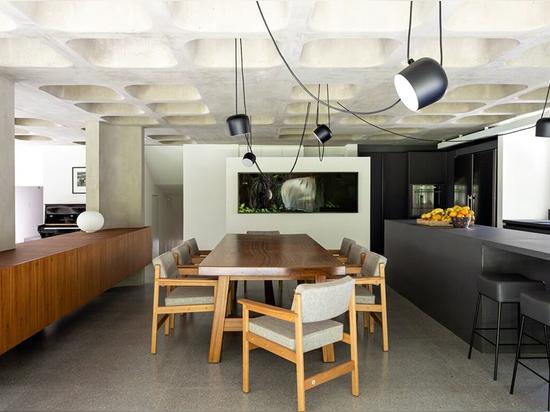 Casa M a San Paolo è un progetto di restauro perfetto