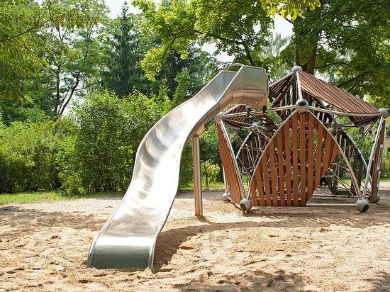 Le case dei giochi di corda di Greenville