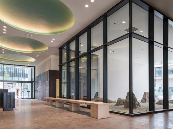 Il primo edificio europeo del MAD sta per essere completato a Parigi