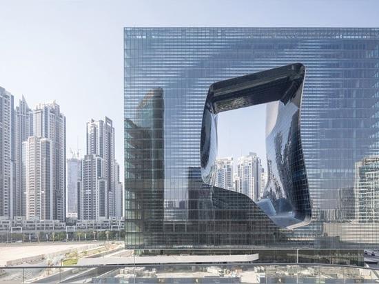 """l'opera """"scolpita"""" di zaha hadid è stata selezionata per il festival mondiale di architettura 2019"""