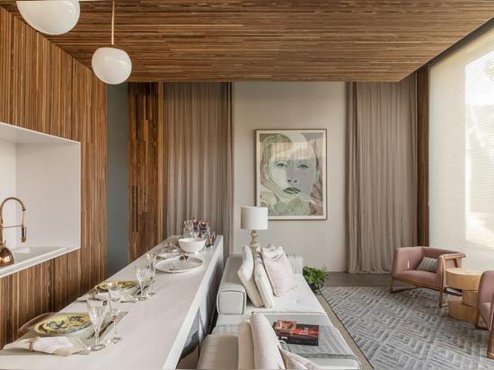 Loft da Alma Feminina / Simone Pedreschi Arquitetura