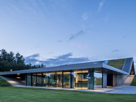 Linea Verde Casa / Mobius Architetti