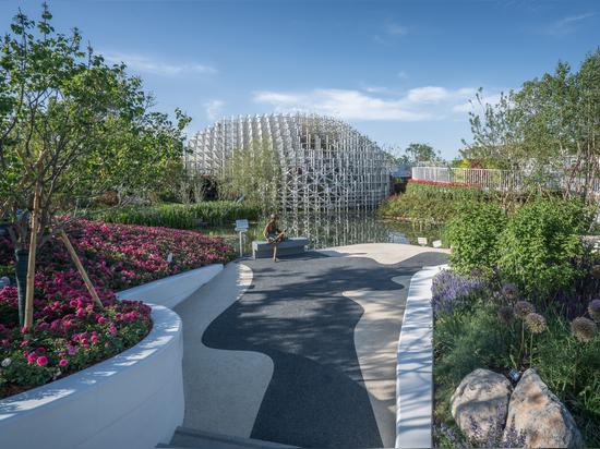 Shanghai Garden, la Beijing Horticultural Exhibition 2019 / Arcplus Architectural Decoration & Landscape Design Research Institute