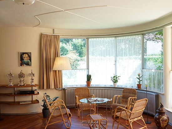 La casa modernista di Sybold Ravesteyn a Utrecht apre al pubblico