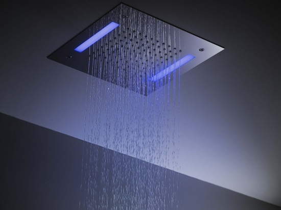 Le soluzioni Ritmonio per un'esperienza shower & wellness tailor made.