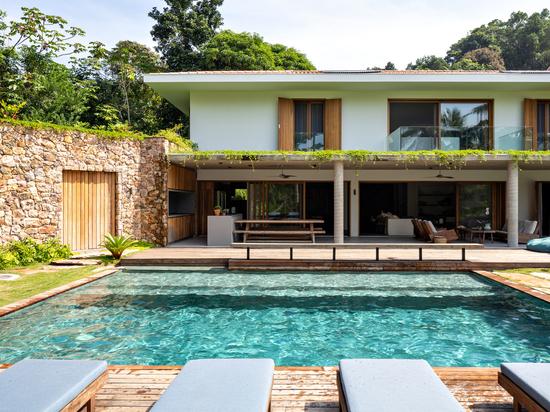 IP 01 Casa / Studio Gabriel Garbin Garbin Arquitetura