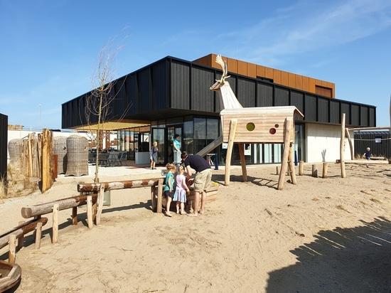 Qurios Zandvoort / 2by4-architetti
