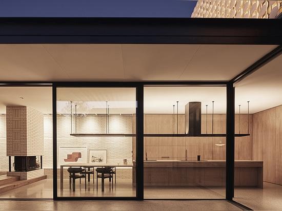 Layan progetta una casa di luce a Melbourne