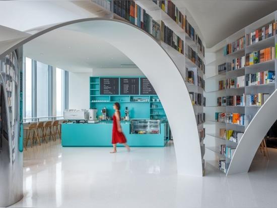 Flagship Store di Duoyun Books di Wutopia Lab