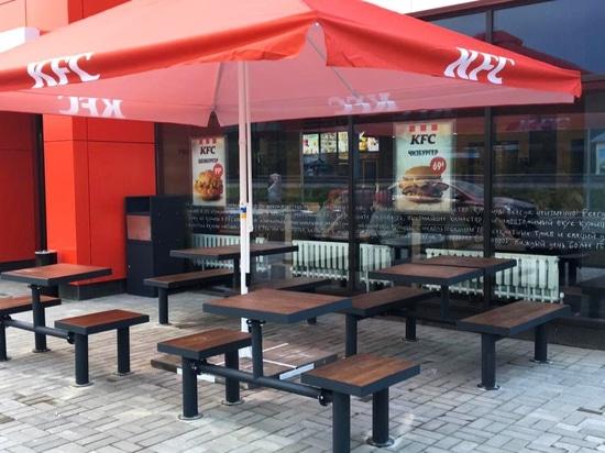 Progetto: Mobili HoReCa per KFC