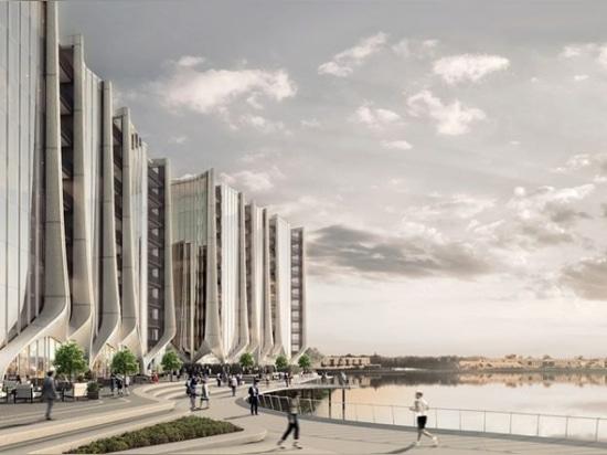 torri residenziali scultoree approvate per la costruzione sulla costa dorata dell'Australia