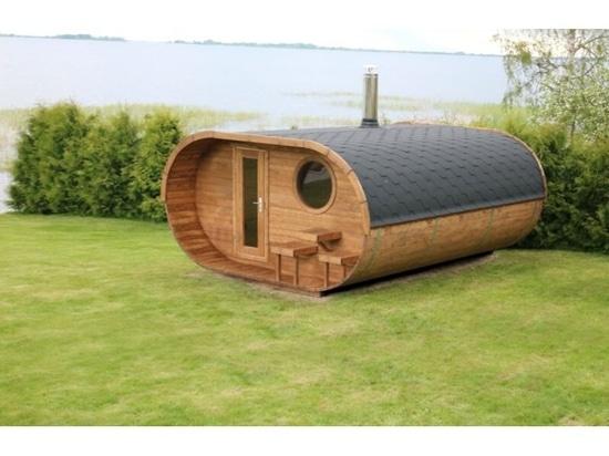 Queste saune da cortile fai da te sono proprio quello che ti serve per stare al caldo e tostato quest'inverno