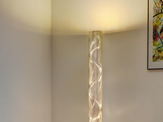 Colonna a spirale