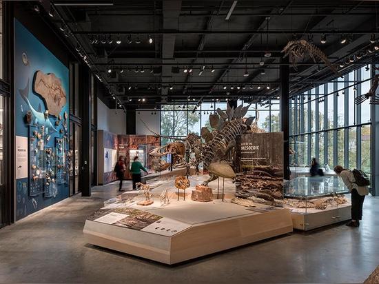 Museo Burke di storia naturale e cultura di Olson Kundig