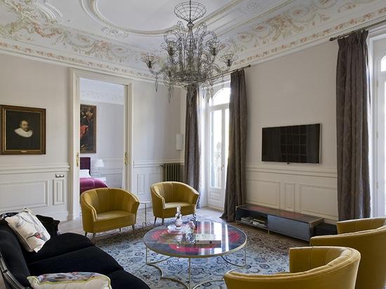 Scopra il tocco spagnolo in Art Apartment con BRABBU