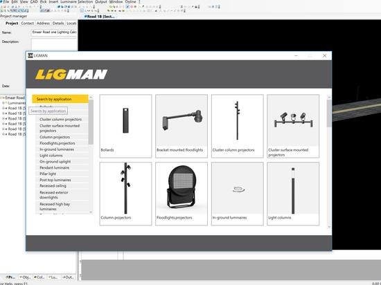 LIGMAN DIALux Premium Plugin ora in diretta