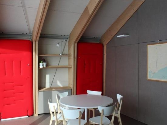 La casa modulare Ariston per i climi estremi