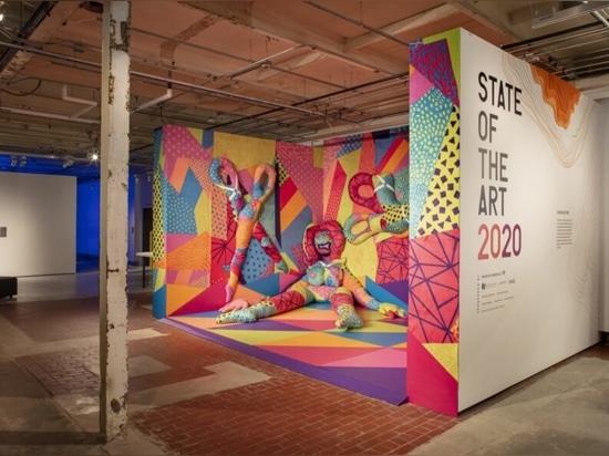 Questo museo d'arte moderna era un tempo un caseificio dell'Arkansas