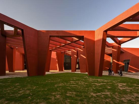 La scuola del Rajasthan / Sanjay Puri Architects