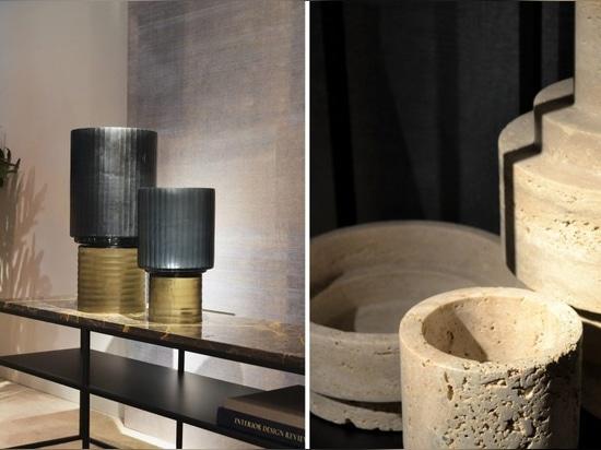 Chubby Design e All-in-One Interior Concepts di Dôme Deco