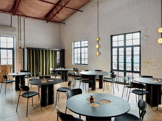 Nina+Co arreda in modo sostenibile un ristorante londinese a zero rifiuti