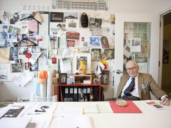 Muore l'architetto e urbanista di fama disneyana Jaquelin T. Robertson