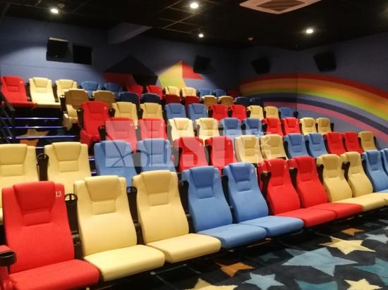 Usit Seating in Cinema / Teatro di Suizhou, Cina