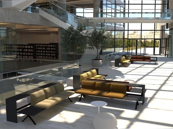 Area Lobby - Prima