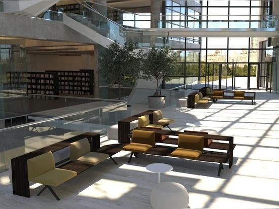 Area Lobby - Ora