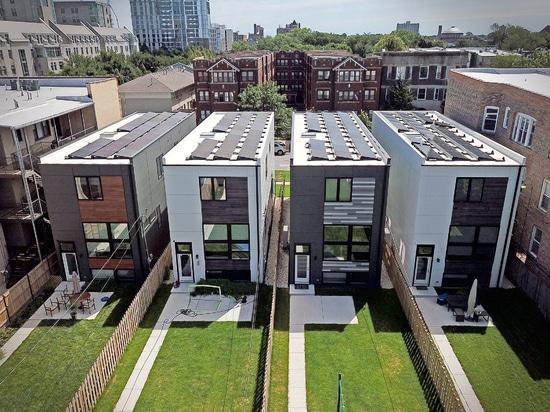 I tetti piani vanno a beneficio dei residenti
