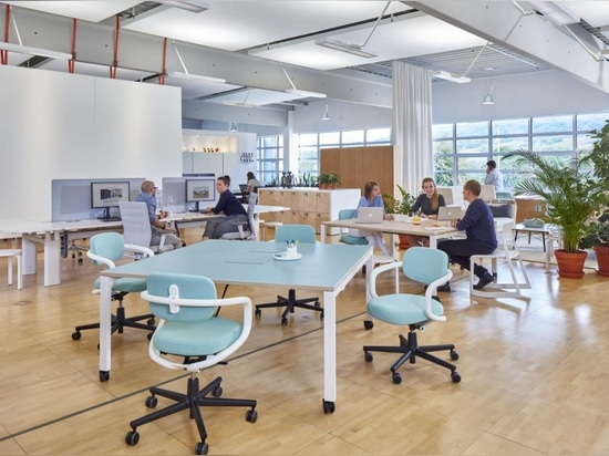 DOMANDE E RISPOSTE: Vitra su Designing the Post COVID-19 Office