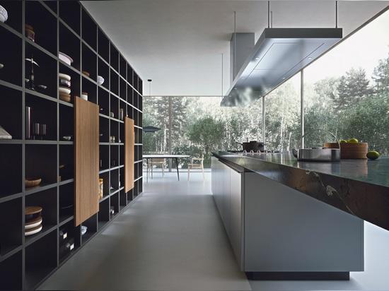 Selecta by Officinadesign Lema - Su misura di serie - Cucina