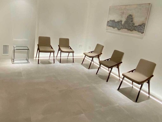 Istituto medico Ilicitano Progetto arredo design Angel Cerdá