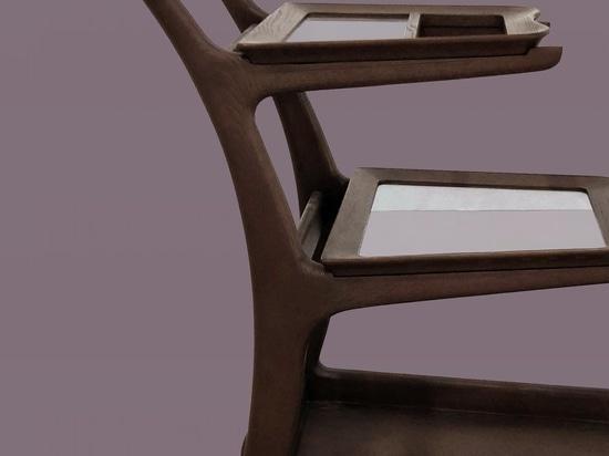 C'è una curva di metà secolo nella nuova collezione di Andre Fu