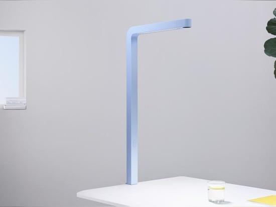 La soluzione illuminante di Tobias Grau per l'illuminazione dell'ambiente di lavoro domestico