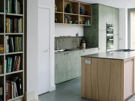 Progetto Southgrove Road Kitchen. Per gentile concessione di From Works.