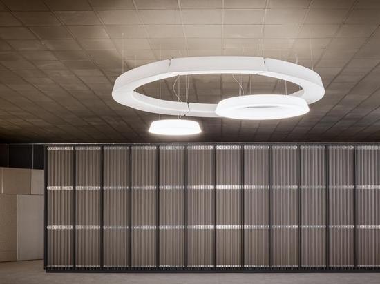 Nuova sala polivalente - Luzzara