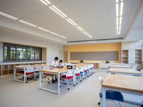 Hangzhou Olympic Sports Experimental Primary School and Kindergarten / UAD