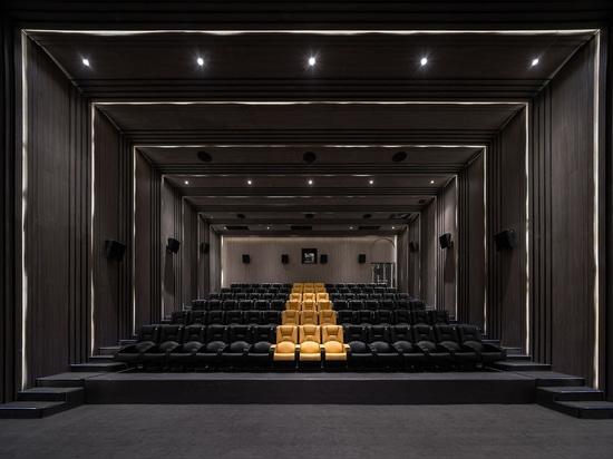 Cinema Taiyuan FAB / X+LIVING