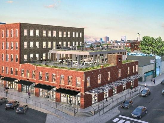 Nuovo negozio Herman Miller a Fulton Market