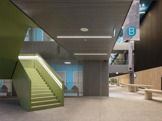 Ospedale Nova / JKMM Architetti