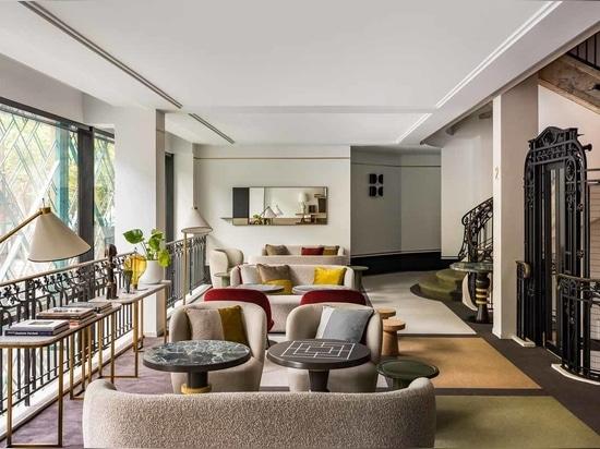 Industria alberghiera: Kimpton St Honoré Paris apre il 23 agosto 2021