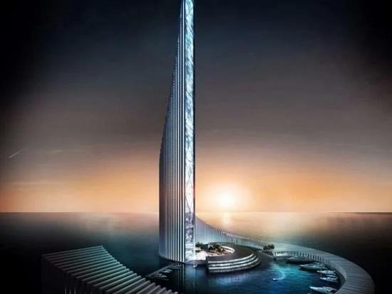 Rivelati i piani per il secondo grattacielo più alto dell'Africa: Zanzibar Domino