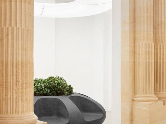Lo storico hôtel particulier di Alaïa a Parigi vanta ora una spa e un caffè