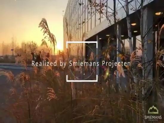 Il paradiso dei coltivatori, un edificio a serra